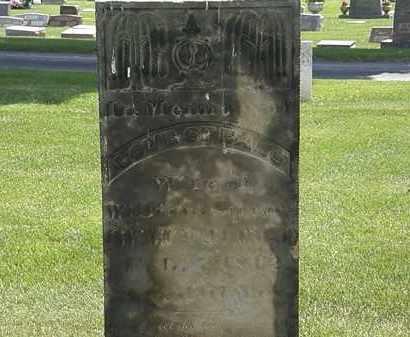 SPEARS, LOVE - Erie County, Ohio | LOVE SPEARS - Ohio Gravestone Photos