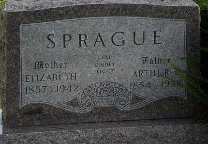 SPRAGUE, ARTHUR D. - Erie County, Ohio | ARTHUR D. SPRAGUE - Ohio Gravestone Photos