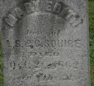 SQUIRE, L.S. - Erie County, Ohio | L.S. SQUIRE - Ohio Gravestone Photos