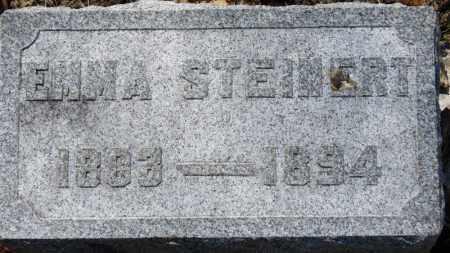 STEINERT, EMMA - Erie County, Ohio   EMMA STEINERT - Ohio Gravestone Photos