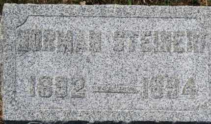 STEINERT, NORMAN - Erie County, Ohio | NORMAN STEINERT - Ohio Gravestone Photos