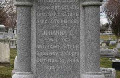 STEUK, WILLIAM - Erie County, Ohio | WILLIAM STEUK - Ohio Gravestone Photos