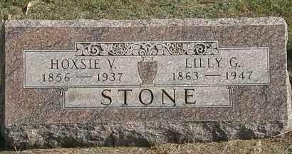 STONE, LILLY G. - Erie County, Ohio | LILLY G. STONE - Ohio Gravestone Photos