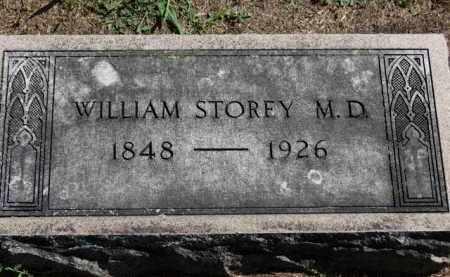 STOREY, WILLIAM - Erie County, Ohio | WILLIAM STOREY - Ohio Gravestone Photos