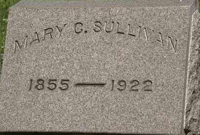 SULLIVAN, MARY C. - Erie County, Ohio   MARY C. SULLIVAN - Ohio Gravestone Photos