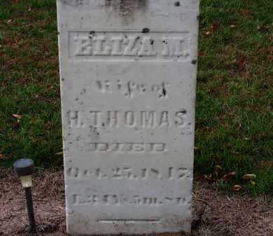 THOMAS, H. - Erie County, Ohio | H. THOMAS - Ohio Gravestone Photos