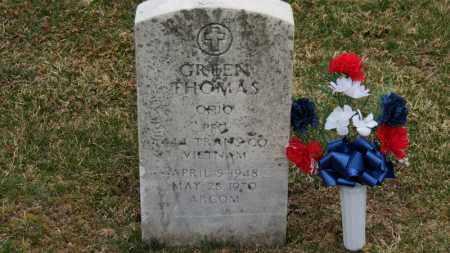 THOMAS, GREEN - Erie County, Ohio | GREEN THOMAS - Ohio Gravestone Photos