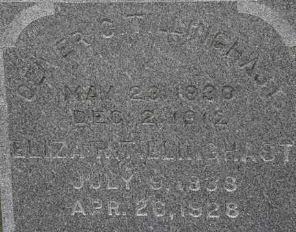TILLINGHAST, ELIZA R. - Erie County, Ohio | ELIZA R. TILLINGHAST - Ohio Gravestone Photos