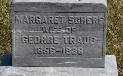 TRAUB, GEORGE - Erie County, Ohio | GEORGE TRAUB - Ohio Gravestone Photos