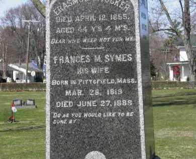 TUCKER, FRANCES M. - Erie County, Ohio | FRANCES M. TUCKER - Ohio Gravestone Photos