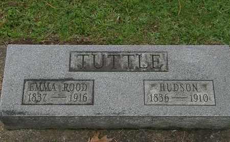 TUTTLE, EMMA - Erie County, Ohio | EMMA TUTTLE - Ohio Gravestone Photos