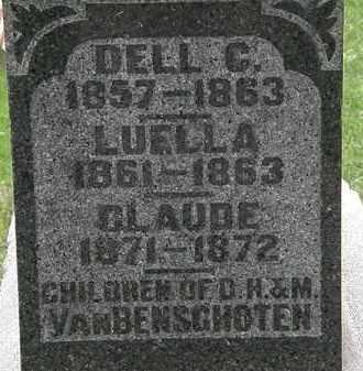 VANBENSCHOTEN, DELL C. - Erie County, Ohio | DELL C. VANBENSCHOTEN - Ohio Gravestone Photos