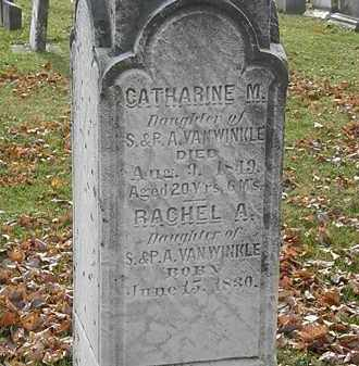 VANWINKLE, S. - Erie County, Ohio | S. VANWINKLE - Ohio Gravestone Photos