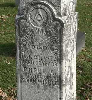 VANWINKLE, STEPHEN - Erie County, Ohio | STEPHEN VANWINKLE - Ohio Gravestone Photos