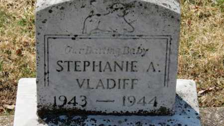 VLADIFF, STEPHANIE A. - Erie County, Ohio | STEPHANIE A. VLADIFF - Ohio Gravestone Photos