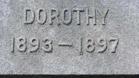 VOIGT, DOROTHY - Erie County, Ohio | DOROTHY VOIGT - Ohio Gravestone Photos