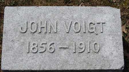 VOIGT, JOHN - Erie County, Ohio   JOHN VOIGT - Ohio Gravestone Photos