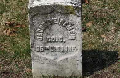 WEIDEMEIR, JACOB - Erie County, Ohio | JACOB WEIDEMEIR - Ohio Gravestone Photos