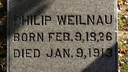 WEILNAU, PHILIP - Erie County, Ohio | PHILIP WEILNAU - Ohio Gravestone Photos