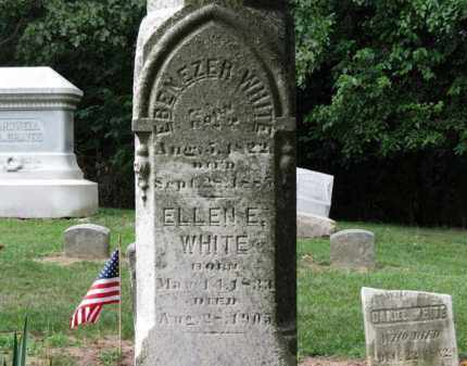 WHITE, DANIEL - Erie County, Ohio | DANIEL WHITE - Ohio Gravestone Photos