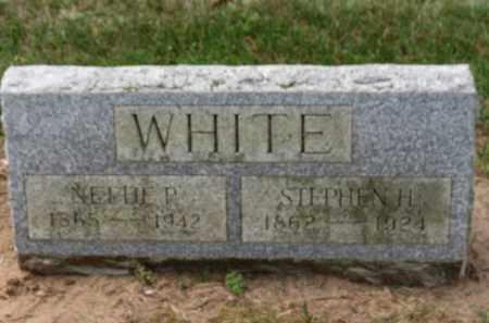 WHITE, STEPHEN H. - Erie County, Ohio   STEPHEN H. WHITE - Ohio Gravestone Photos