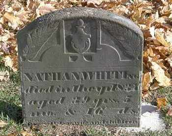 WHITING, NATHAN - Erie County, Ohio   NATHAN WHITING - Ohio Gravestone Photos