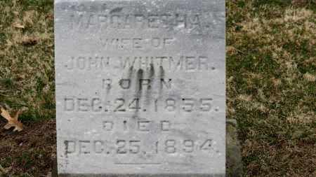 WHITMER, JOHN - Erie County, Ohio | JOHN WHITMER - Ohio Gravestone Photos