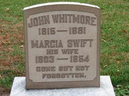 WHITMORE, MARCIA - Erie County, Ohio | MARCIA WHITMORE - Ohio Gravestone Photos