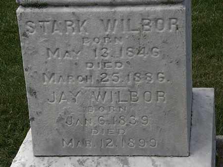 WILBOR, STARK - Erie County, Ohio | STARK WILBOR - Ohio Gravestone Photos