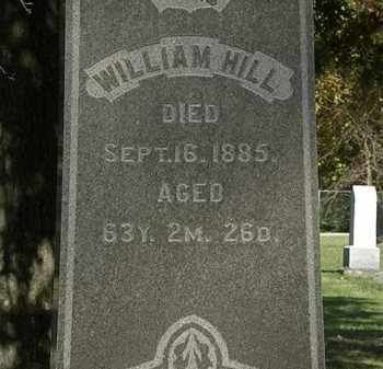 WILL, WILLIAM - Erie County, Ohio | WILLIAM WILL - Ohio Gravestone Photos