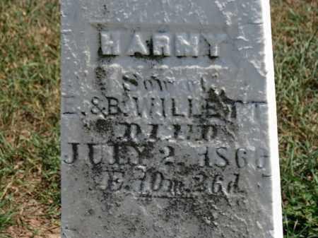 WILLETT, E. - Erie County, Ohio | E. WILLETT - Ohio Gravestone Photos