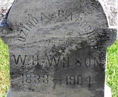 BARDSHAR WILSON, LUZINDA - Erie County, Ohio   LUZINDA BARDSHAR WILSON - Ohio Gravestone Photos