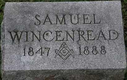 WINCENREAD, SAMUEL - Erie County, Ohio   SAMUEL WINCENREAD - Ohio Gravestone Photos