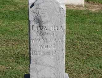 WOOD, A.A. - Erie County, Ohio | A.A. WOOD - Ohio Gravestone Photos