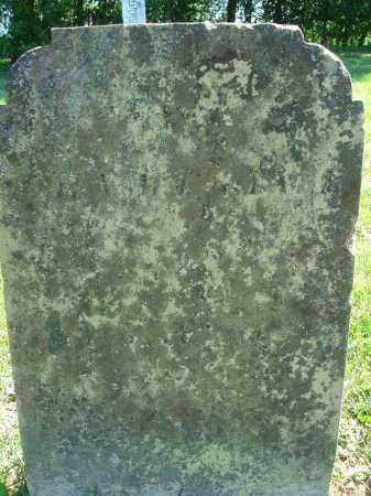 ?, ? - Fairfield County, Ohio | ? ? - Ohio Gravestone Photos