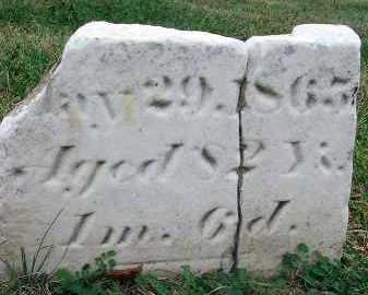 ?, ? - Fairfield County, Ohio   ? ? - Ohio Gravestone Photos