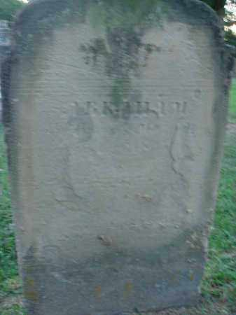 ?, ABRAHAM - Fairfield County, Ohio | ABRAHAM ? - Ohio Gravestone Photos