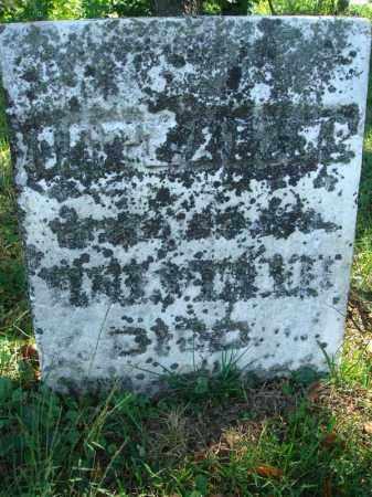 ?, CATHARINE - Fairfield County, Ohio   CATHARINE ? - Ohio Gravestone Photos