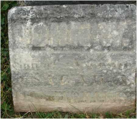?, JOHN W. - Fairfield County, Ohio | JOHN W. ? - Ohio Gravestone Photos