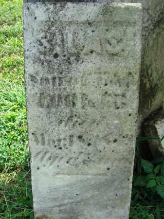 ?, SILAS - Fairfield County, Ohio | SILAS ? - Ohio Gravestone Photos