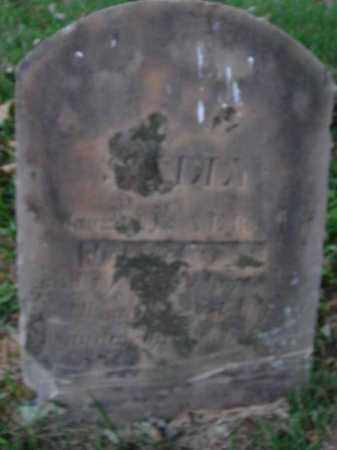 ?, SALLY - Fairfield County, Ohio | SALLY ? - Ohio Gravestone Photos