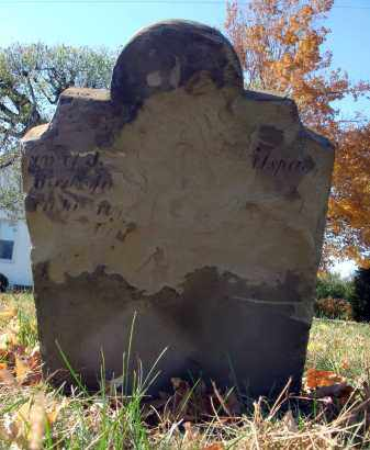 ALSPACH, ? - Fairfield County, Ohio | ? ALSPACH - Ohio Gravestone Photos