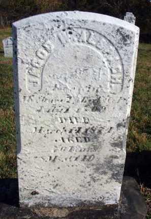 ALSPACH, JACOB W. - Fairfield County, Ohio | JACOB W. ALSPACH - Ohio Gravestone Photos