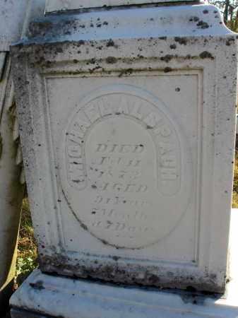ALSPACH, MICHAEL - Fairfield County, Ohio   MICHAEL ALSPACH - Ohio Gravestone Photos