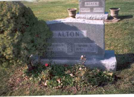 WILSON ALTON, MARIE S. - Fairfield County, Ohio | MARIE S. WILSON ALTON - Ohio Gravestone Photos