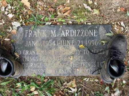 ARDIZZONE, FRANK M. - Fairfield County, Ohio | FRANK M. ARDIZZONE - Ohio Gravestone Photos