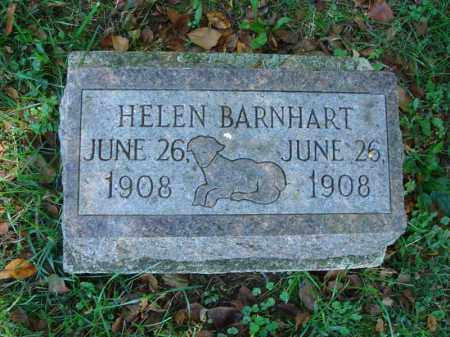 BARNHART, HELEN - Fairfield County, Ohio | HELEN BARNHART - Ohio Gravestone Photos