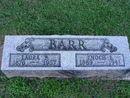 BARR, LAURA B. - Fairfield County, Ohio | LAURA B. BARR - Ohio Gravestone Photos