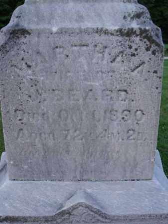 BEARD, MARTHA - Fairfield County, Ohio | MARTHA BEARD - Ohio Gravestone Photos