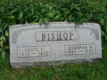 BISHOP, ANGIE E. - Fairfield County, Ohio | ANGIE E. BISHOP - Ohio Gravestone Photos